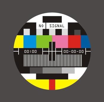 No signal - vector gratuit #218497