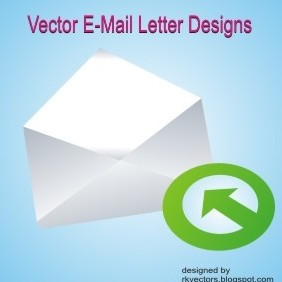 Vector Email Letter - Free vector #219187