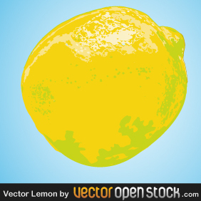Vector Lemon - vector #219317 gratis