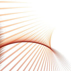Abstract Colorful Lines Background - vector gratuit #219387