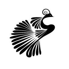 Bird Tattoo Vector - Free vector #219417