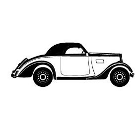 Old-timer Vector Image - Free vector #219467