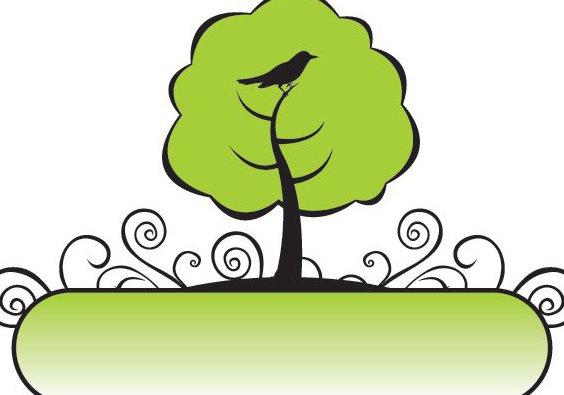 Banner-Baum - Kostenloses vector #219807