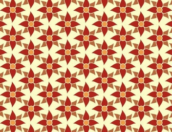 Flower Wallpaper - vector gratuit #219837