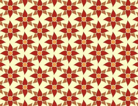Flower Wallpaper - Free vector #219837