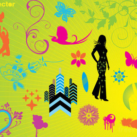 Summer Graphics Giveaway - vector #220407 gratis