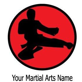 Karate Logo - бесплатный vector #220437