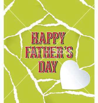 Free fathers day vector - Free vector #220667