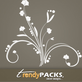 Swirly Branches - vector #220917 gratis
