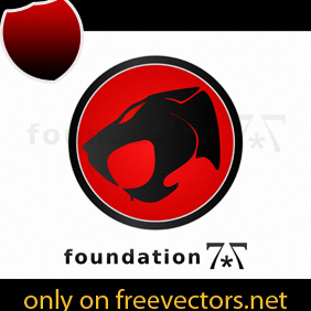 Thunder Cats Logo - vector #221157 gratis
