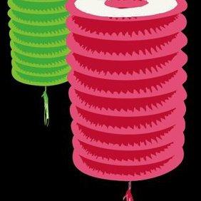 Paper Lantern - Kostenloses vector #221787
