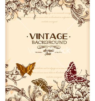 Free vintage vector - Free vector #221957
