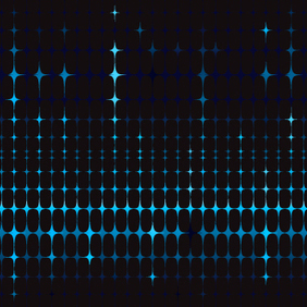 Gradient Stars - Free vector #222357