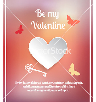 Free happy valentines day vector - vector #222387 gratis