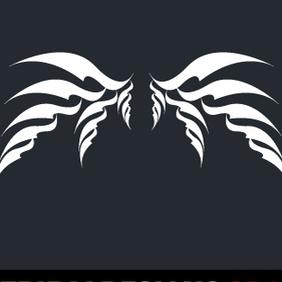 Tribal Wings - Free vector #222957