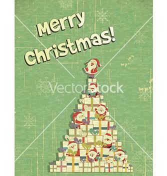 Free christmas vector - Kostenloses vector #223397