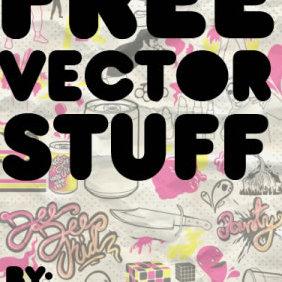 Vector Stuff - Free vector #223597