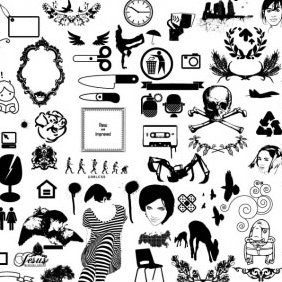 Free Vector Stock By Ysr1 - Kostenloses vector #223607