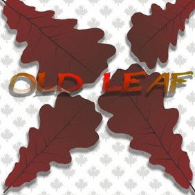 Old Leaf Vector - Free vector #223617