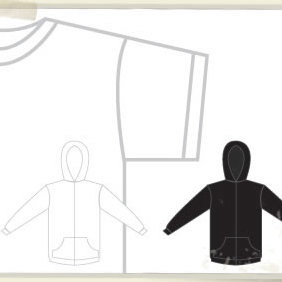 T Shirt And Sweatshirt Vector - Free vector #223917