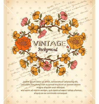 Free vintage vector - Free vector #223927