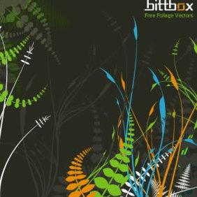 Foliage - Kostenloses vector #223967