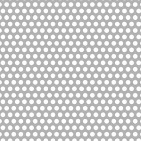 Seamless Perforated Metal Vector - Free vector #223987