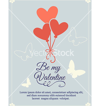 Free happy valentines day vector - Free vector #224377