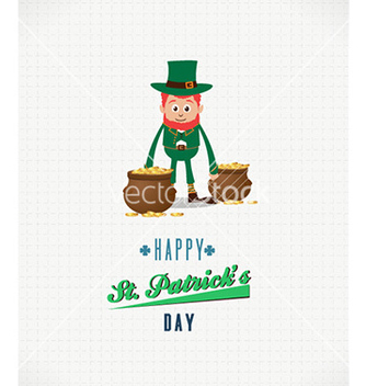 Free st patricks day vector - бесплатный vector #224767