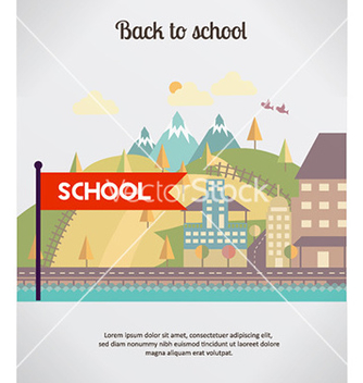 Free back to school vector - Kostenloses vector #224987