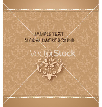 Free floral background vector - Kostenloses vector #225057