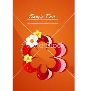 Free colorful flowers vector - Free vector #225067