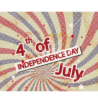 Free 4th of july background vector - Kostenloses vector #225097
