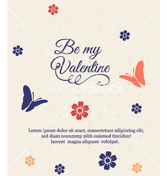Free happy valentines day vector - Free vector #225277