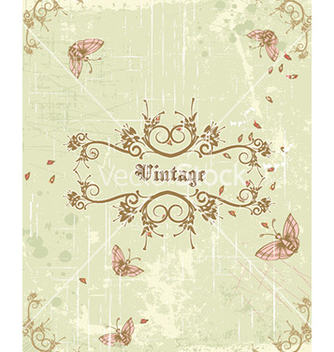 Free vintage background vector - Kostenloses vector #225297