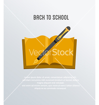 Free back to school vector - Kostenloses vector #225577