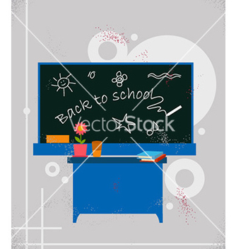 Free back to school vector - Kostenloses vector #226707