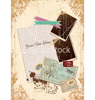 Free scrapbook elements vector - Kostenloses vector #227057