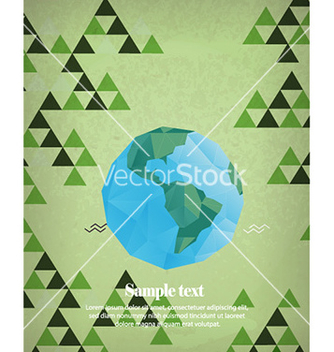 Free with abstract background vector - Free vector #227997