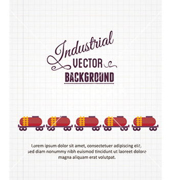 Free with industrial elements vector - Free vector #229347