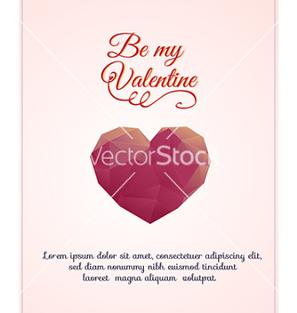 Free happy valentines day vector - vector #229667 gratis