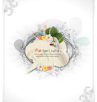Free abstract frame vector - Free vector #229697