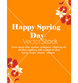 Free spring vector - Free vector #230487