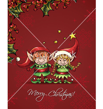 Free christmas vector - Free vector #230537