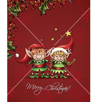 Free christmas vector - бесплатный vector #230537