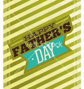 Free fathers day vector - Free vector #230767