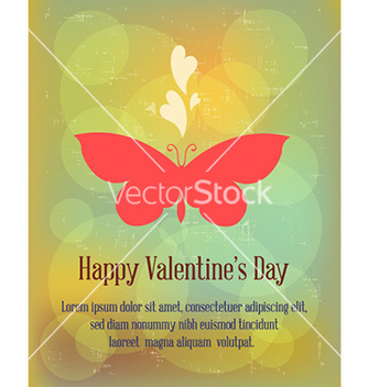 Free happy valentines day vector - vector gratuit(e) #231627