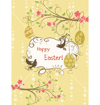Free spring frame vector - Free vector #231977