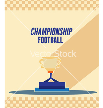 Free with trophy vector - Free vector #232287