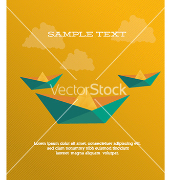 Free with abstract background vector - бесплатный vector #232317